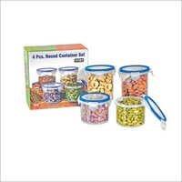 1101 Round Container Set