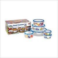 1106 Round Container Set