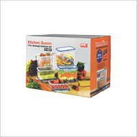 1107 Kitchen Queen Rectangle Container Set