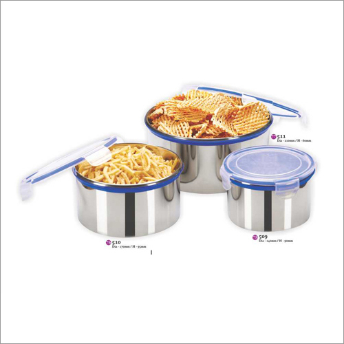 Plasitc Food Storage Containers