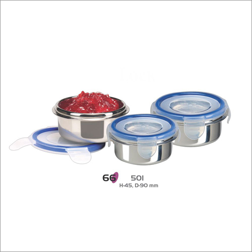 501 H-45 D-90mm Food Storage Containers