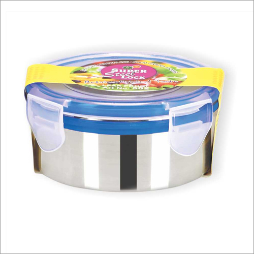 Super Steel Lock Food Storage Containers