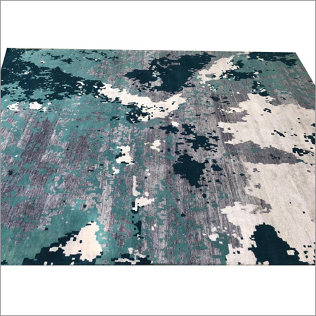 Modern Nepalese Carpet