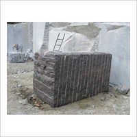 Raw Black Granite Block