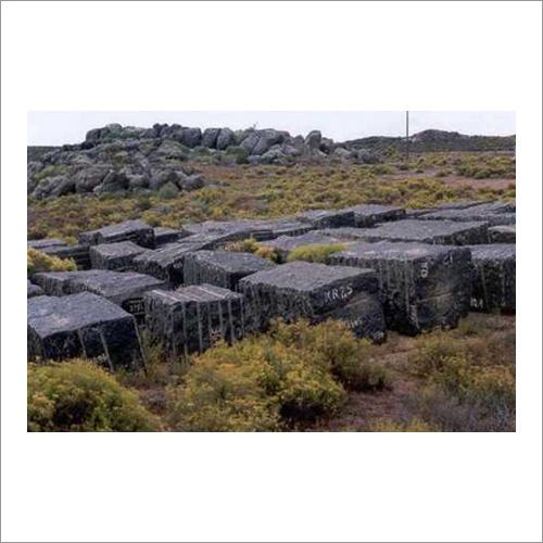 Raw Granite Absolute Black
