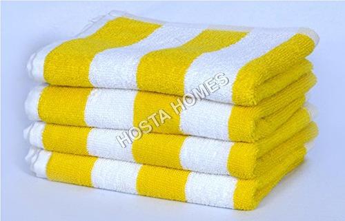 Multicolor Cotton Bath Towel King Size