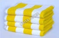 Multicolor Cotton Bath Towel King Size