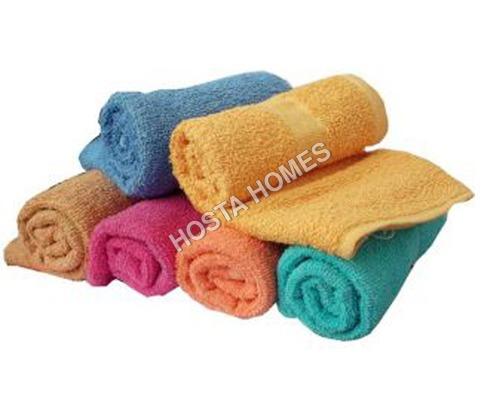 New Colors Cotton Face Towel