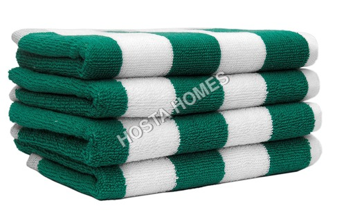 Multicolor Cotton Bath Towel (36 X 70)
