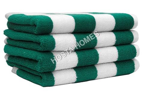 Multicolor Cotton Bath Towel (36 X 70)