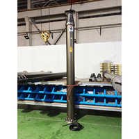 9m CCTV Pneumatic Telescopic Mast
