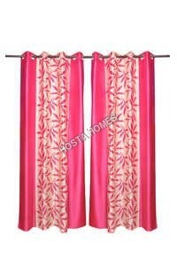 Multicolor Polyester Window & Door Curtains