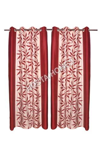 Polyester Window & Door Curtains