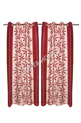 Polyester Window & Door Curtains