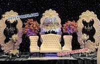 Beautiful Marriage Stage Decoration