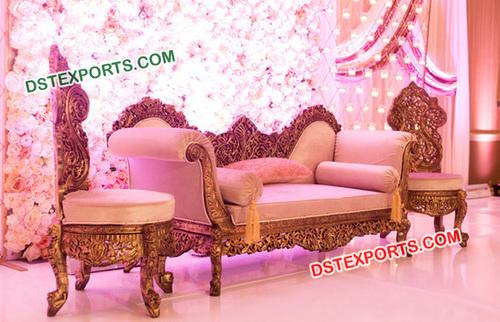 Wonderful Wedding Stage Furniture Set