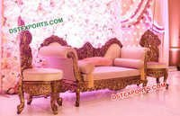 Wonderful Wedding Stage Furniture Set