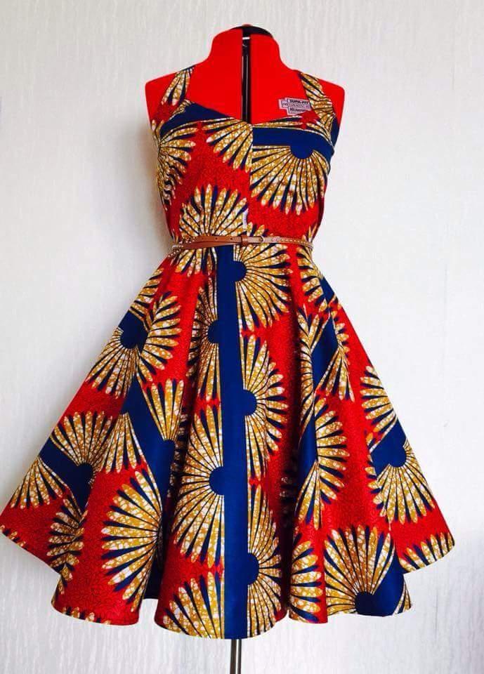 Ankara Print Fabric