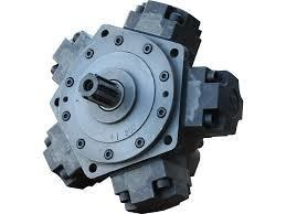 Radial Piston Hydraulic Motor Repair