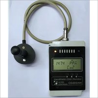 Carbon Dioxide Monitor Controller