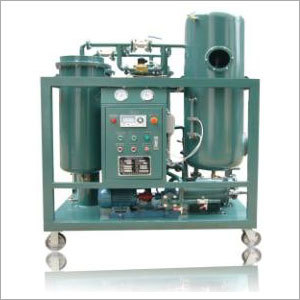 Turbine Lube Oil Filtration Machine