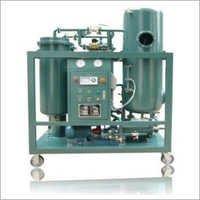 Turbine Lube Oil Filtration Machine