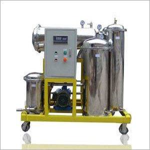 Fire Resistance Oil Purifier