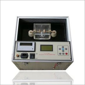 Transformer Oil Test Kit