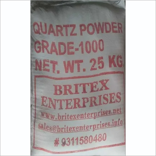 QUARTZ / SILICA POWDER