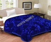 New Color Polyester Mink Blanket
