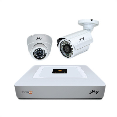 SeeThru Octa HD Home Surveillance System
