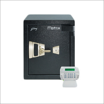 Matrix Mechanical with I-warn Safety Lockers