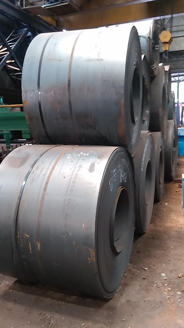 Mild Steel CR Coils