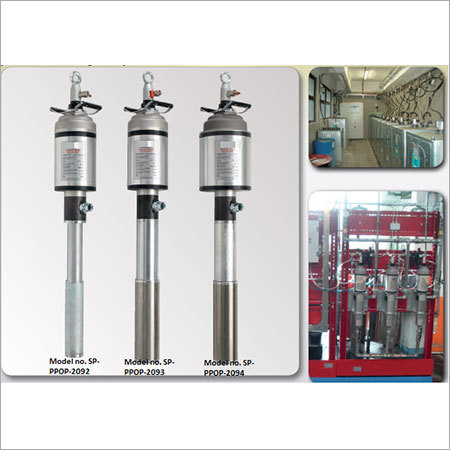 Double Acting Wall Mounted Oil Pumps