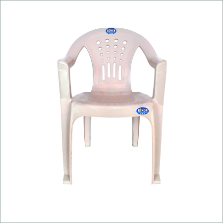 Plastic moulded handle Chairs