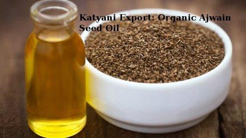 Organic Ajwain Seed Oil