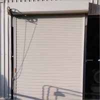 Chain Pully Rolling Shutter