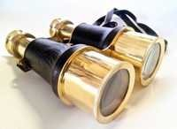 Brass Leather Binocular 6
