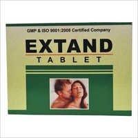 Disturbed Spermatognesis & Oligospermia Extand Tablet