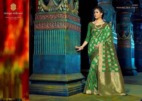 Beautiful Weaving Silk Saree Online