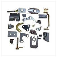 Industrial Automotive Sheet Metal Part