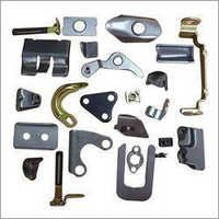 Industrial Automotive Sheet Metal Components
