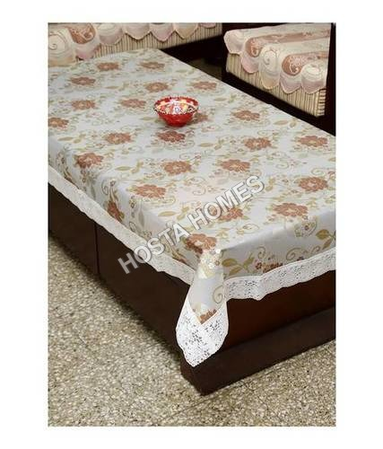 Pvc Floral Table Cover 60X90