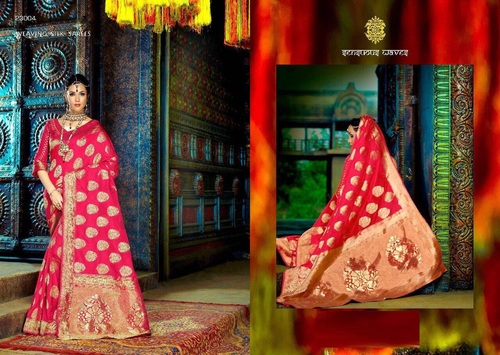 Traditional Wear Designer Silk Saree Online