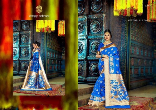 Traditional Wear Designer Sarees In India