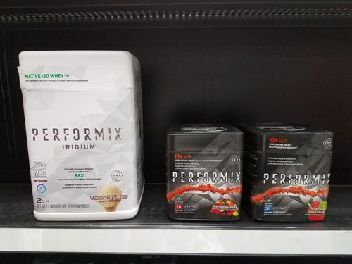 PERFORMIX IRIDIUM