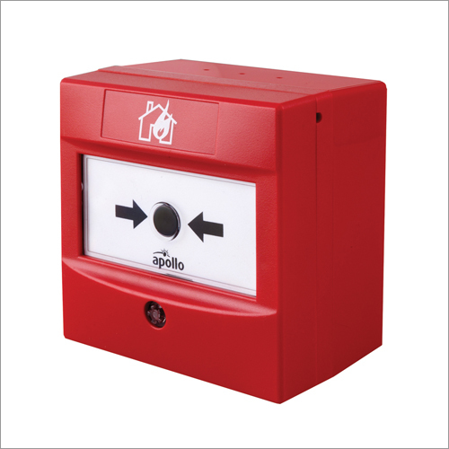 Intelligent Manual Call Point (Red)