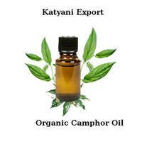 Organic Camphor Oil