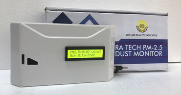 Industrial Air Quality Monitor