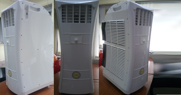 Tower Air Purifier With HEPA